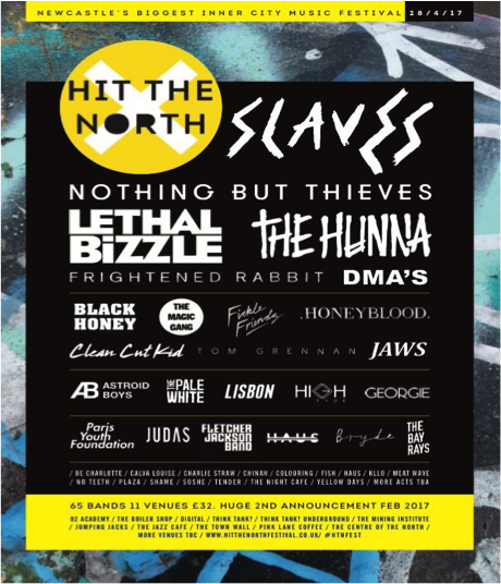 hit the north line up.png