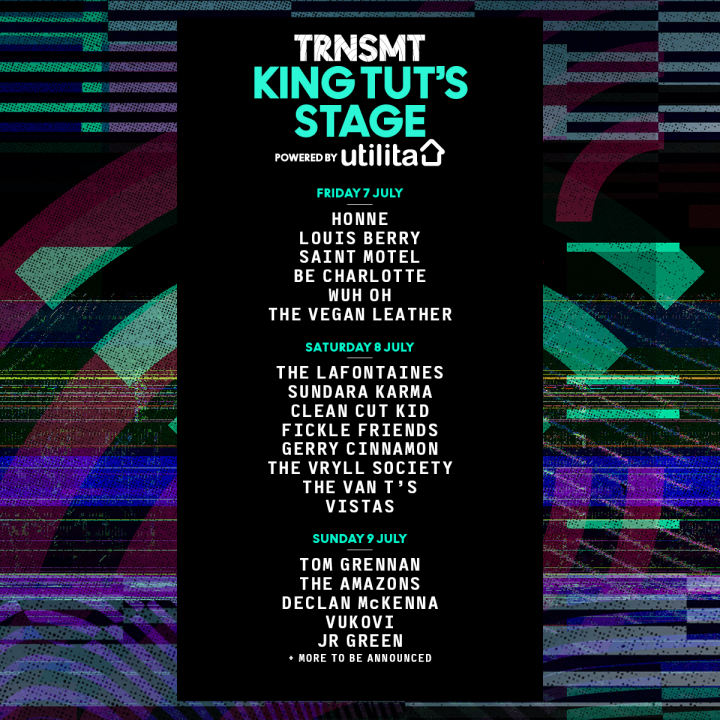 King Tut's Stage Socials Artwork V05